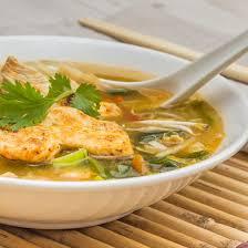 cuisine chinoise facile recette soupe chinoise facile et rapide