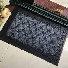 decorative floor mats home china heavy duty decorative front door pvc plastic welcome home