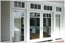 Accordion Glass Patio Doors Cost Exterior Glass Accordion Doors Vennett Smith