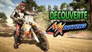 trials motocross news mx nitro entre motoracer 4 et trials gameplay fr youtube