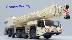 nzg terex ac 200 1 mobile crane by cranes etc tv youtube