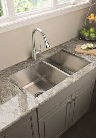 Drop In Stainless Steel Sink Kitchen Cheap Vintage Interior Fixture Ideas Two Drop In