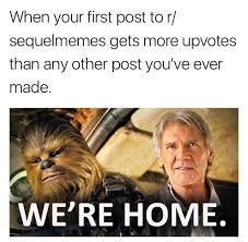 R Meme - sequel memes post star wars know your meme