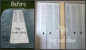 Paint Closet Doors Spray Paint Closet Door Makeover For 21