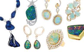 opal pendant necklace australia images Get ready for an opal revival jeweller magazine jewellery news