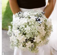 baby s breath bouquet wedding flowers baby s breath bouquet
