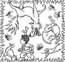 beautiful peter wolf coloring pages coloring