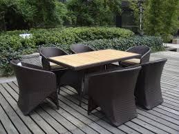 Round Wicker Patio Dining Set - supplier of outdoor furniture rattan garden furniture wicker