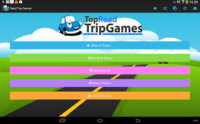 Alabama traveling games images Road trip travel games android apps on google play