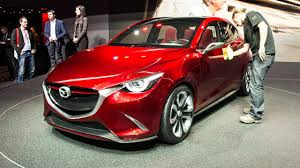 the new mazda this is the new mazda 2 really top gear