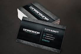 metal business card template business card templates creative