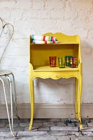 Home Design By Annie English Yellow Chalk Paint By Annie Sloan Decorative Paint