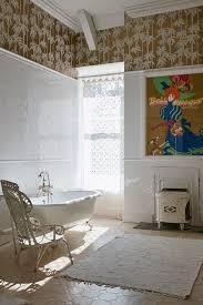 Wallpapered Bathrooms Ideas 67 Best Mural Ideas U0026 Wallpaper Images On Pinterest House