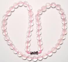 rose quartz bead bracelet images Rose quartz beads bracelet jpg