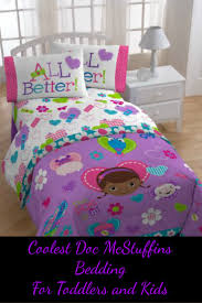toddler bed bedding for girls doc mcstuffins bedding for the cool kids