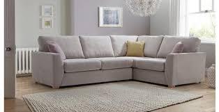 Dfs Dining Room Furniture Gracie Left Hand Facing 2 Seater Corner Sofa Sherbet Dfs L