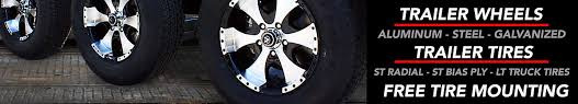 Truck Wheel And Tire Packages Trailer Wheel And Tire Packages Bias Ply And Radial With Trailer
