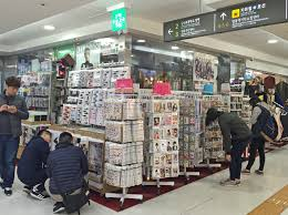 Stores That Sell Photo Albums Where To Buy K Pop U0026 K Drama Merchandise In Seoul