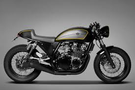 awesome kawasaki zephyr cafe racer by ton up garage kawasaki