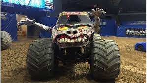 monster truck show ottawa behind the wheel with monster jam driver woodtv