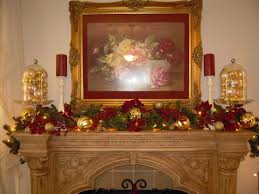 fireplace mantel christmas decorating ideas home design inspiration