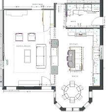 island kitchen plans commercial kitchen floor plan kitchen floor plans with island