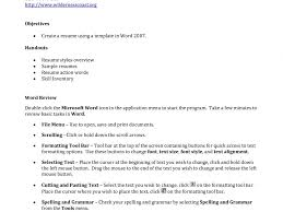 resume format in ms word 2007 beautiful inspiration how to make a quick resume 8 resume template download how to make a quick resume