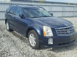 05 cadillac srx salvage certificate 2005 cadillac srx 4dr spor 4 6l 8 for sale in
