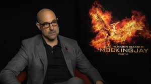 stanley tucci interview the hunger games mockingjay part 2