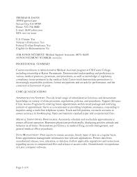 Example Of Medical Resume by Resume For Medical Field Best Free Resume Collection