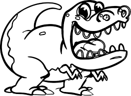 morphle cartoon my cute pet t rex dinosaurs coloring page