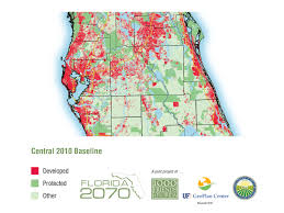 Central Florida Map by Download The 2070 Project