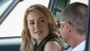 lizzy from black list hair the blacklist s megan boone talks pregnancy and future
