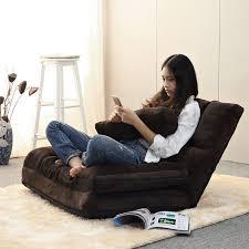 adjustable folding floor chair sofa bed lazy sofa change nap sofa