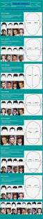Hairstyle For Face Shape Men by 119 Best Face Shapes Men And Woman Images On Pinterest Face