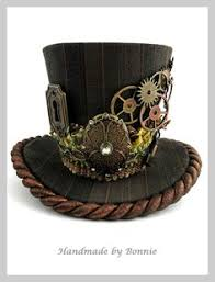 Top Hat Home Comfort How To Make A Leather Top Hat Steampunk Patterns Leather And