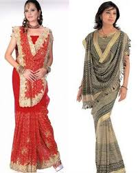 How To Draping 10 Best Saree Images On Pinterest Indian Style Saree Draping
