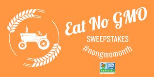 eat no gmo sweepstakes