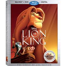 signature collection lion king coming blu ray digital hd