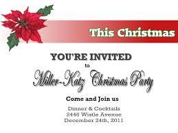 christmas blog christmas party invitations