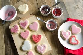 valentines cookies flavored cookies bob s mill s recipe box