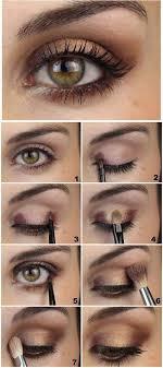 eyeshadow tutorial for brown skin 25 gorgeous eye makeup tutorials for beginners of 2018