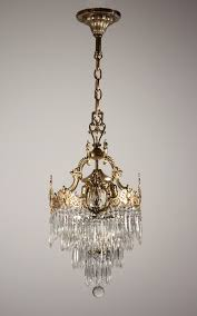 Neoclassical Chandeliers Gorgeous Antique Neoclassical Four Tier Chandelier With Original