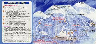 Montana Ski Resorts Map by Hakkoda Ski Resort Terrain Snowboard Hakkoda Japan