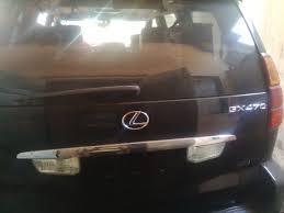 lexus gx470 v8 for sale lexus gx 470 very neat toks 05 06 for sale just 3 4m autos nigeria