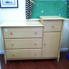Solid Wood Changing Table Dresser Wood Changing Table Dresser Ragazzi Solid What S It Worth