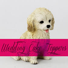 wedding cake topper with dog dog wedding ideas cake toppers favors gifts dogloverstore