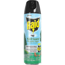 raid yard guard mosquito outdoor insect fogger 1601 do it best