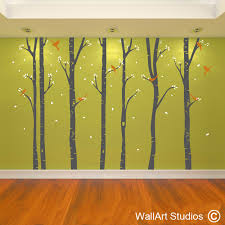 trees wall decals wall in south africa wallart studios