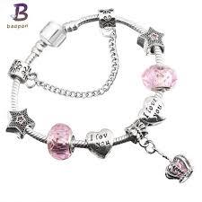 european style bracelet beads images Pandora inspired bracelets mass wholesalers jpg